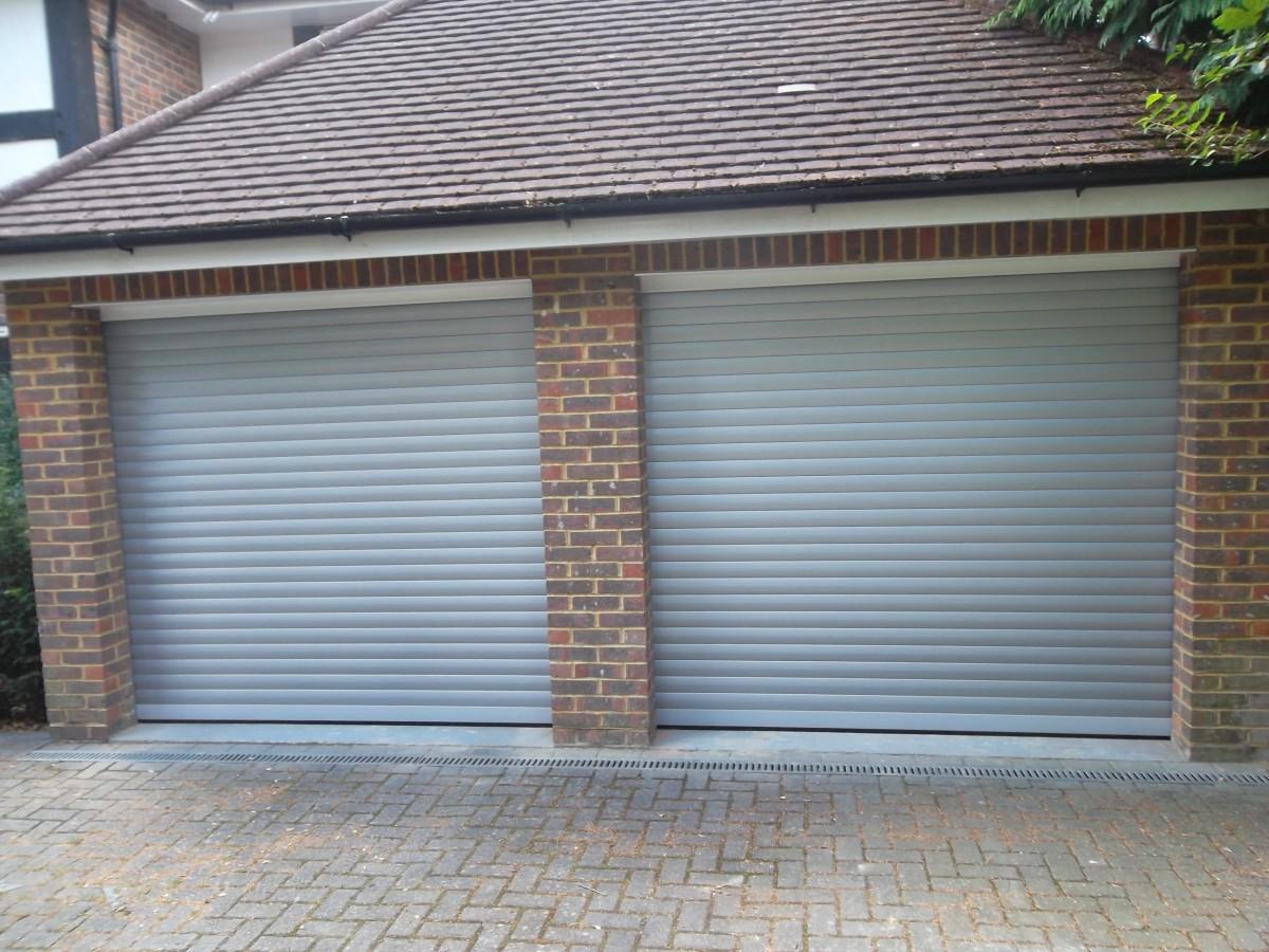 900 #4D687E Going Crazy For My Brand New Roller Garage Doors save image Garage Doors Brands 38471200