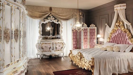 Interior decorating master bedroom